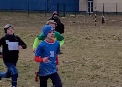 MKS GALA Biegi przełajowe Tczew 2021