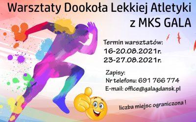 Warsztaty Dookoła Lekkiej Atletyki II 2021