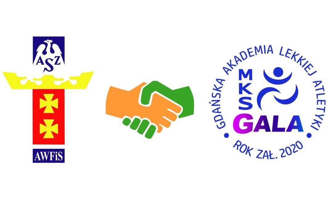 Porozumienie z AZS AWFiS Gdańsk
